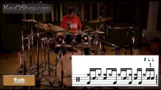 Pablo Gonzalez Gospel Chops | Drum Lesson