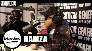 """Hamza - Interview """"1994"""" (Live des studios de Generations)"""