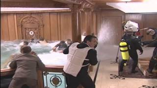 Titanic 1997 - Flooding Grand Staircase EXTENDED