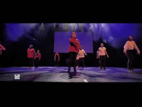 Pearl Ashley 7-17 (hiphop beginners) - GDC Almere - Nieuwjaarsshow