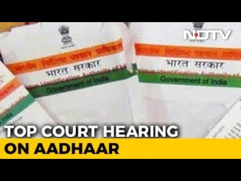 "Aadhaar A ""Giant Electronic Mesh"", Petitioner To Supreme Court"