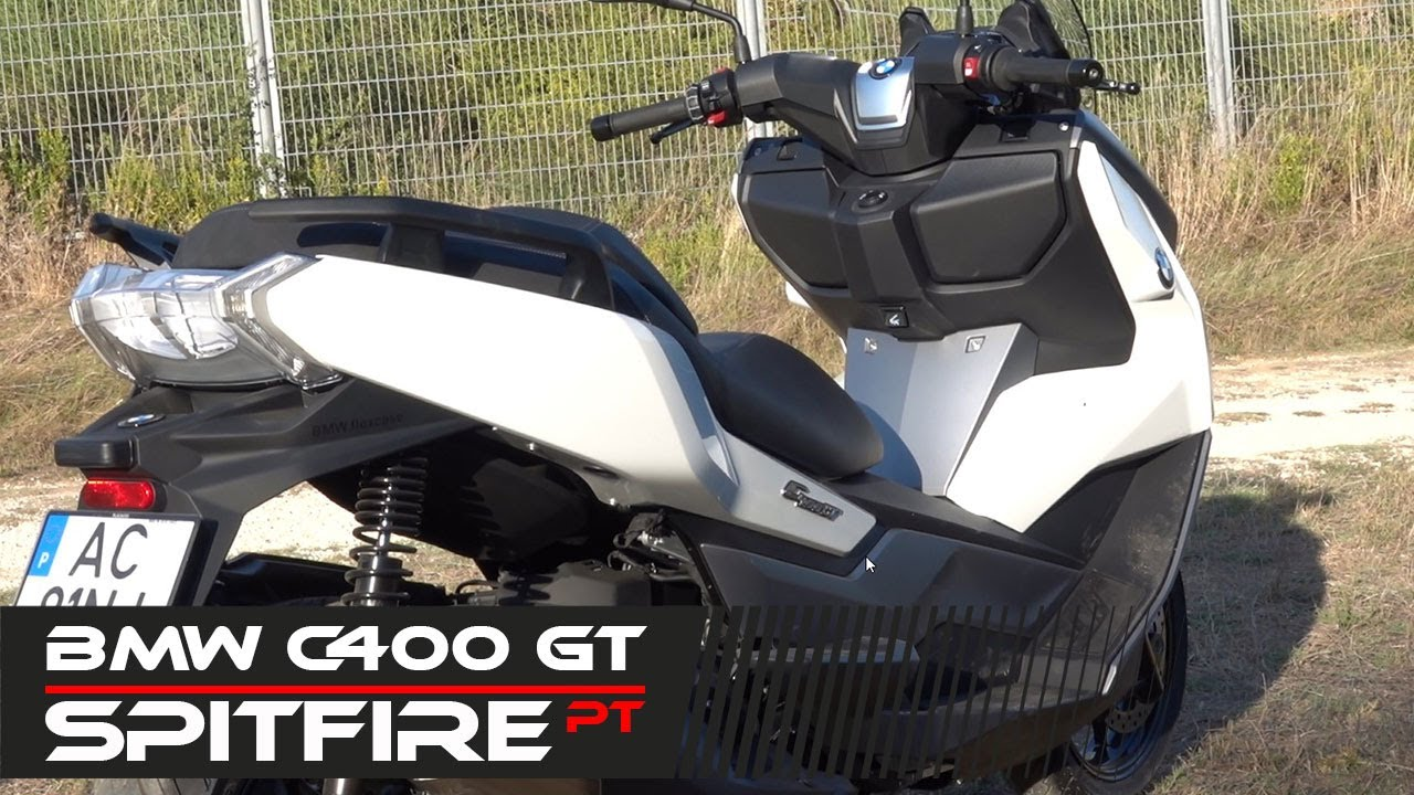 Bmw C400 Gt Review Testride English Youtube