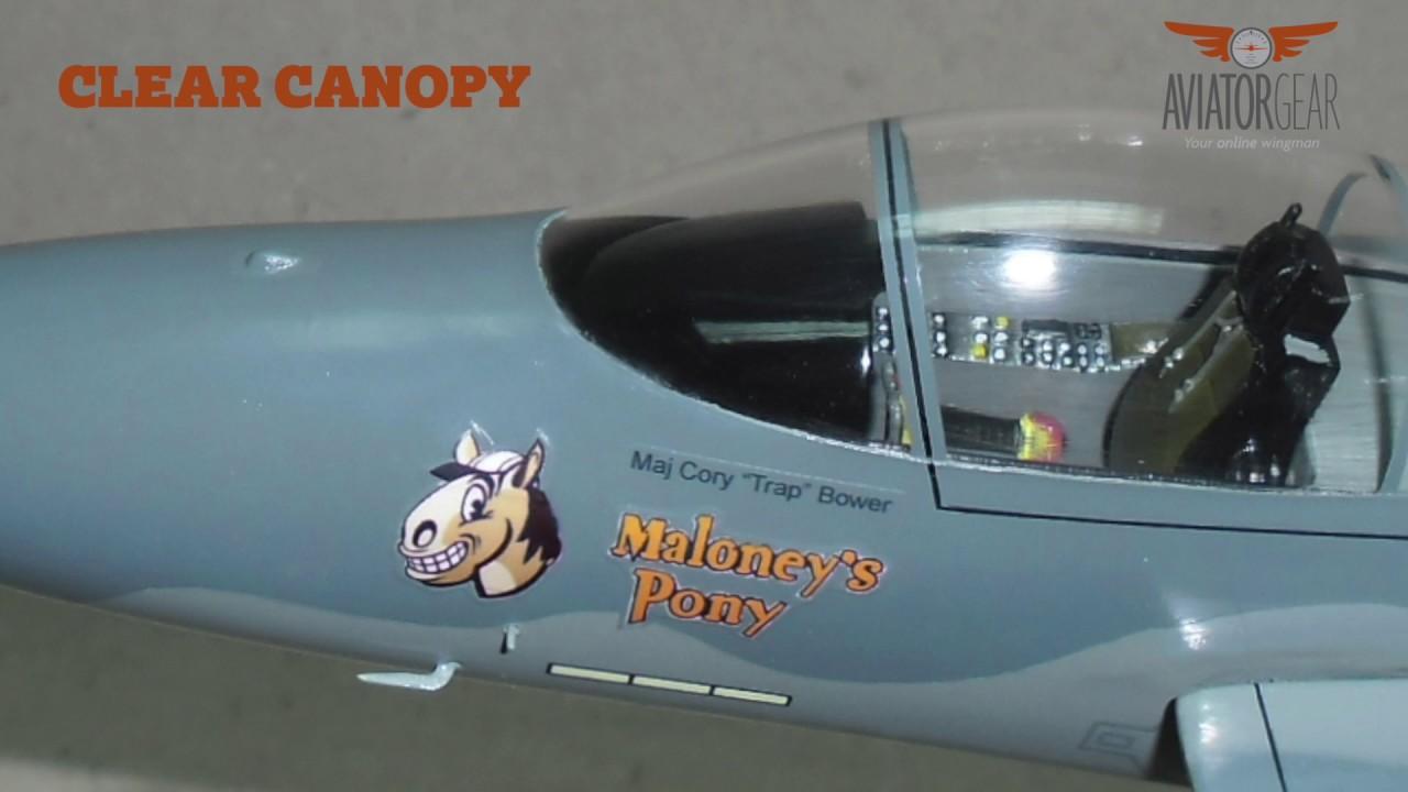 Aviator Gear Custom Airplane Models