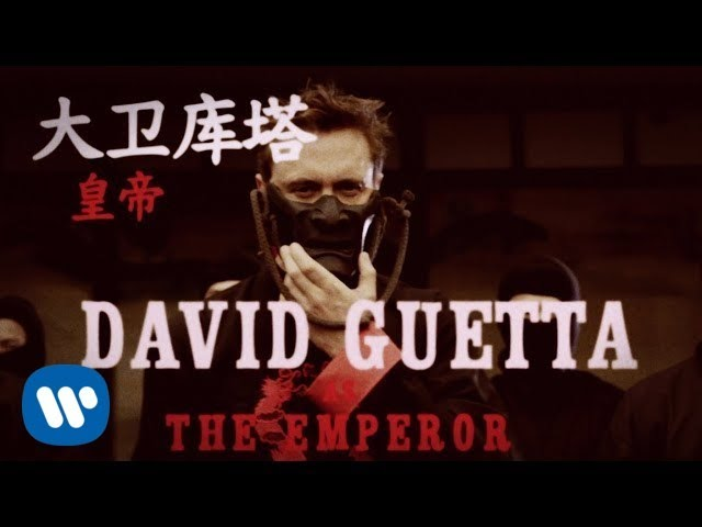 David Guetta & Sia - Flames (Official Video) #1