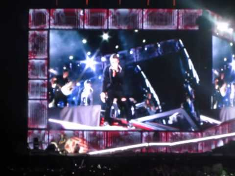 One Direction - Opening, Midnight Memories Miami 10-5-2014
