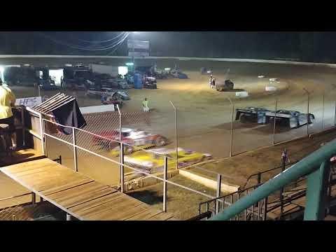 Lake Cumberland Speedway 9/14/19 All-Star round 5 heat 3