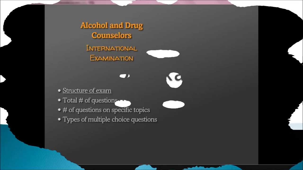 Alcohol and drug counselor exam what to expect and how to alcohol and drug counselor exam what to expect and how to prepare for it 1betcityfo Image collections