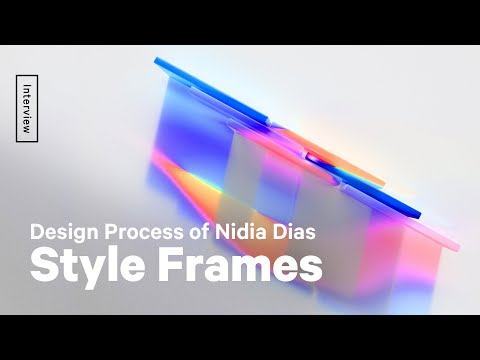 Motion Design Process – Art Direction & Style Frames