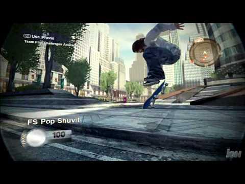 Skate vs. Skate 2