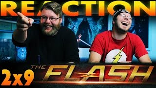"""The Flash 2x9 REACTION!! """"Running to Stand Still"""""""