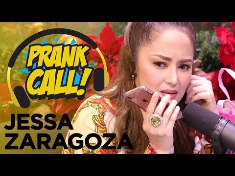 Prank Call: Jessa Zaragoza, BUNTIS nga ba?!