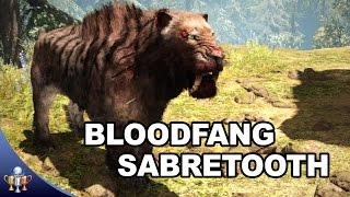 Far Cry Primal - Bloodfang Sabretooth Beast Master Hunt - Here Kitty Trophy / Achievement