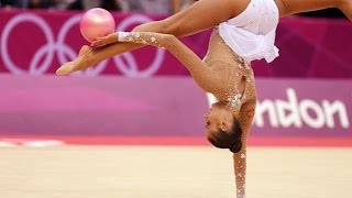Russian Rhythmic Gymnastics - Elements