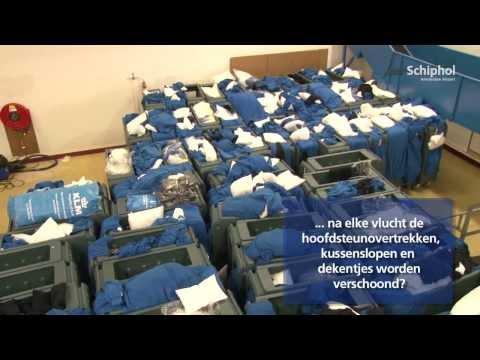 Schiphol TV: Wist u dat...Schiphol wasserette
