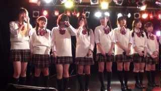 スマイル学園 2012年度卒業式 3月16日 式場:渋谷O-Crest 12曲目EN『ラ...
