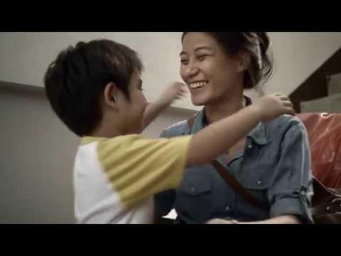หนังโฆษณาซัมซุงฮีโร่ แม่ลูก