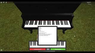 Oracion (The Rise of Darkrai) - Roblox Piano (Demandé par GalaxyCoffee)