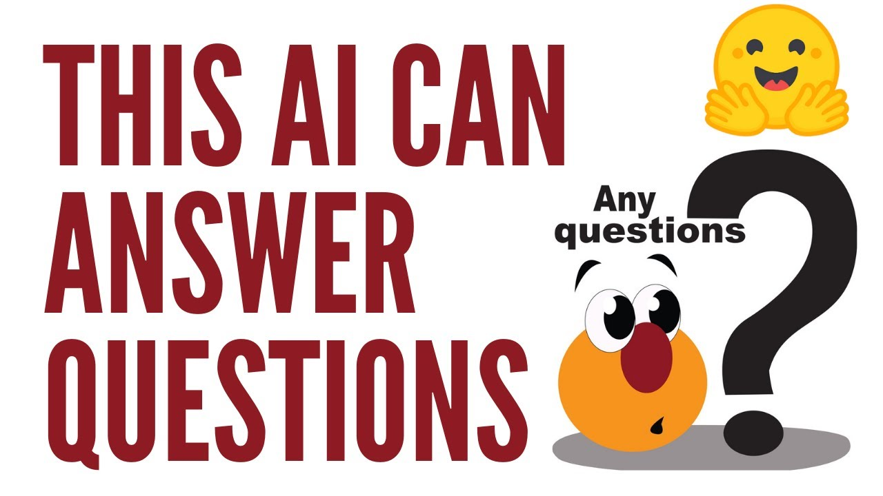Question Answering with Python, HuggingFace Transformers & Machine Learning