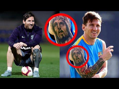 Video Messi Tattoos