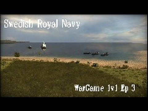 """Swedish Royal Navy"" WarGame: Red Dragon 1v1 S1E3"