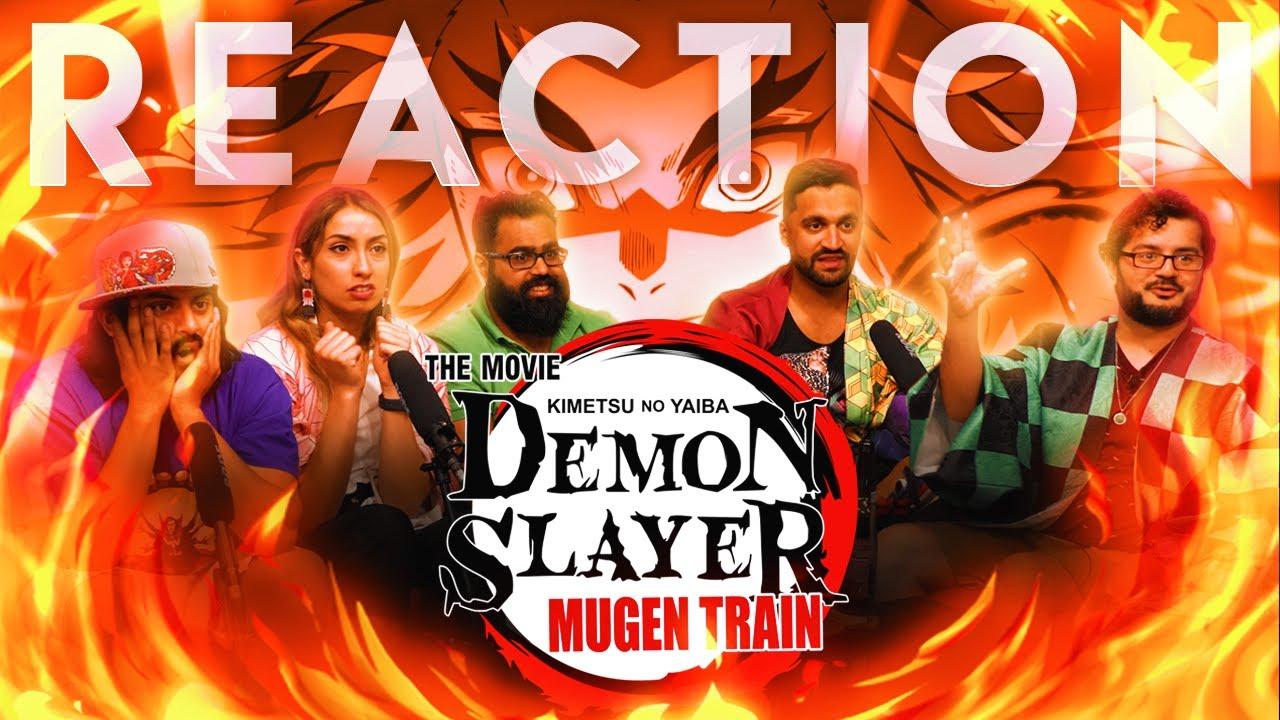 Download Demon Slayer: Mugen Train - Movie Reaction