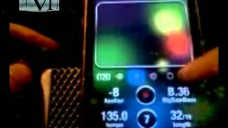 KORG IKAOSSILATOR TEST FOR IPHONE