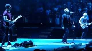 U2 Pride (In The Name Of Love), Köln 2015-10-17 Cologne
