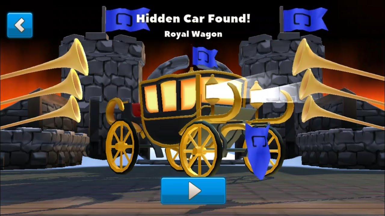 crash of cars hidden car royal wagon found in castle. Black Bedroom Furniture Sets. Home Design Ideas