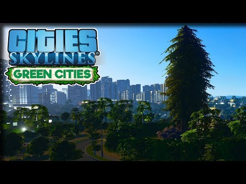 Urban Oasis – Cities Skylines Green Cities Gameplay – Let's Play Part 22