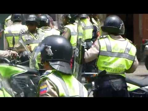 Caracas protests,  May 2016