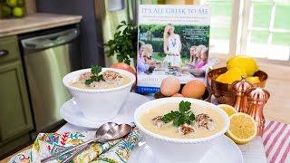 Debbie's Greek Meatball Soup