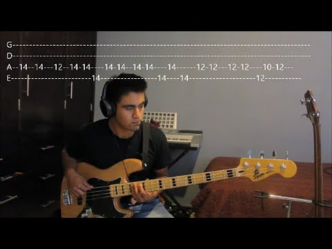 Guitar guitar tabs tv : Coffee and TV - Blur [BASS COVER WITH TABS] - YouTube