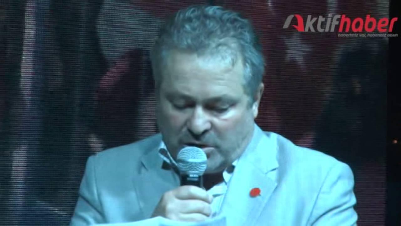 Saadet Partisi İlçe Başkanı Yunus Aygünoğlu