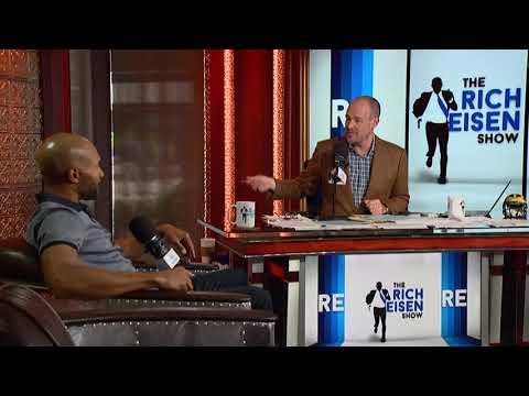 Former NBA Star Derek Fisher On Playing With Kobe Bryant 9/13/17