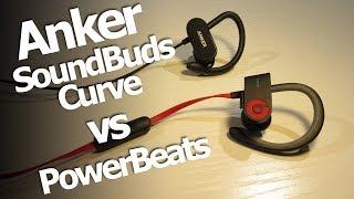 Anker SoundBuds Curve Review (vs PowerBeats)