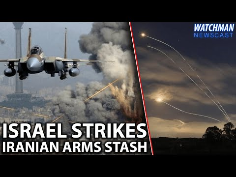 Israel Launches Airstrike on Iranian Arsenal; Lebanon Rockets Fired at Galilee | Watchman Newscast