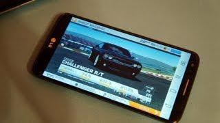 Обзор LG G2 (производительность)