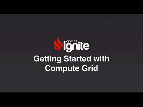 Getting Started With Apache Ignite - DZone Big Data