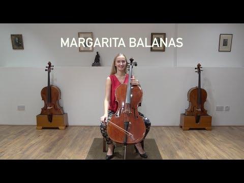 20 cellos in 1 minute cello comparison.