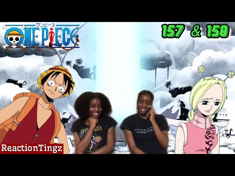IT'S ALL A TRAP?! | OP EP. 157 & 158 REACTION!! from YouTube · Duration:  27 minutes 33 seconds