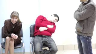 Саша заснул на съёмках. Сериал [СПАМЫ]