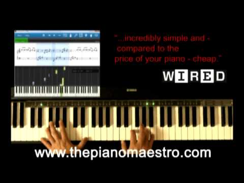 home - Learn to Play the Piano with the PianoMaestro USB learning