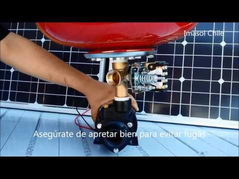 Bomba Centrifuga de Agua y Riego Funciona con Energia Solar e Hidropack thumbnail