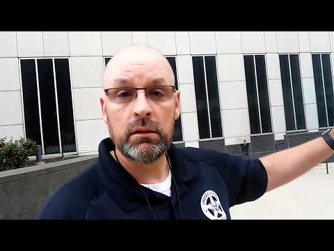 5-31-18 Federal Courthouse guards tries taking phone first amendment audit cleveland ohio