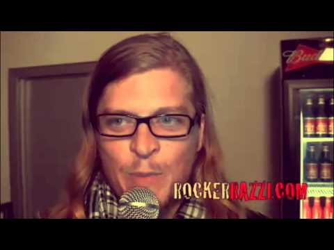 Puddle Of Mudd, Wes Scantlin Talks About Playing for the Troops -- Interview (2008)