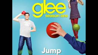 Watch Glee Cast Jump video