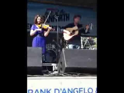 Taste of the Danforth 2013-Alana & Leigh Cline Performance
