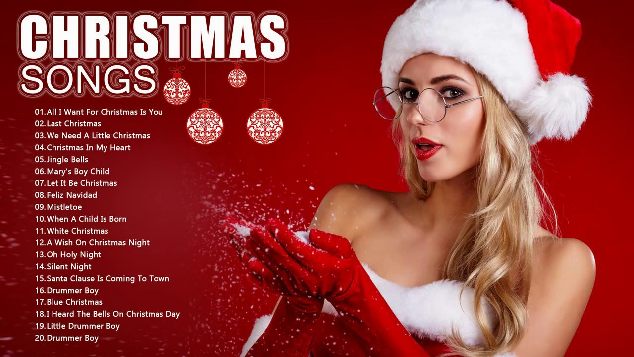 Mariah Carey, Ariana Grande, Justin Bieber Best Christmas Songs Ever! - Merry Christmas 2020 ...