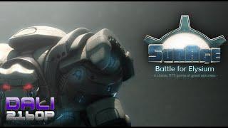 SunAge: Battle for Elysium Remastered PC 4K Gameplay 2160p