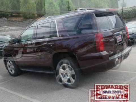 2017 Chevrolet Tahoe   Birmingham AL. Edwards Chevrolet